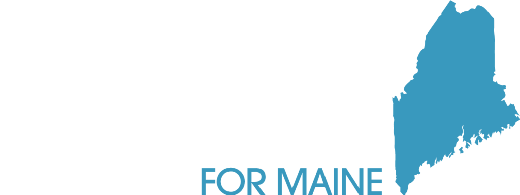 Sara Gideon logo white